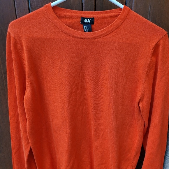 H&M Other - Premium cotton crewneck sweater